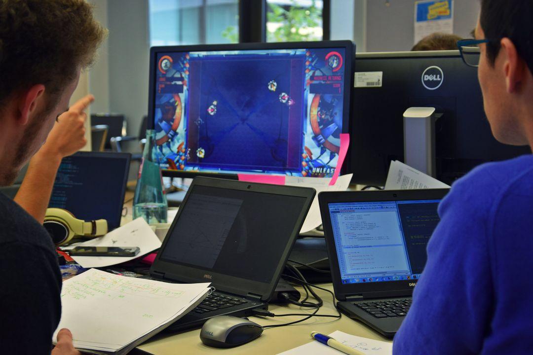 Amadeus' internal hackathon