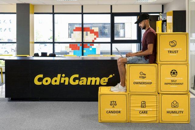 CodinGame values