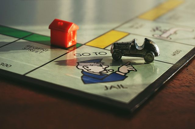 Monopoly: programmers love board games