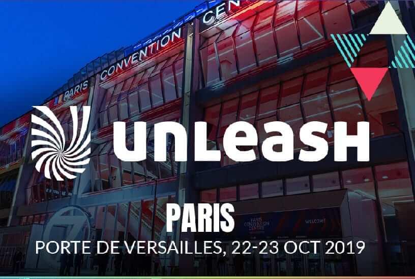 Salon Unleash Paris 2019