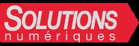Logo solutions Numériques