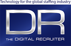 The Digital Recruiter Logo