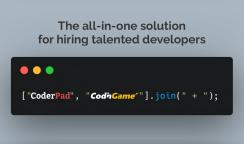 Big News: CodinGame and CoderPad Team Up